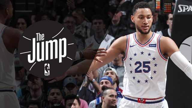 Fri, 4/19 - NBA: The Jump presented by Marathon Petroleum