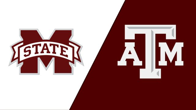 Mississippi State vs. Texas A&M (M Basketball)