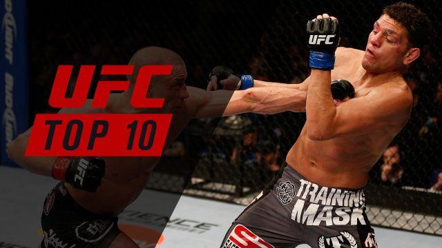 UFC Top 10: Feuds