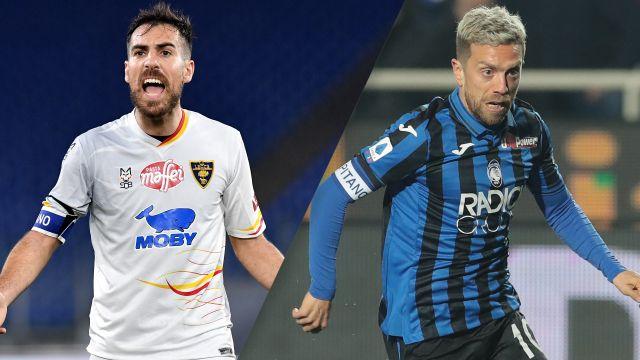 Lecce vs. Atalanta