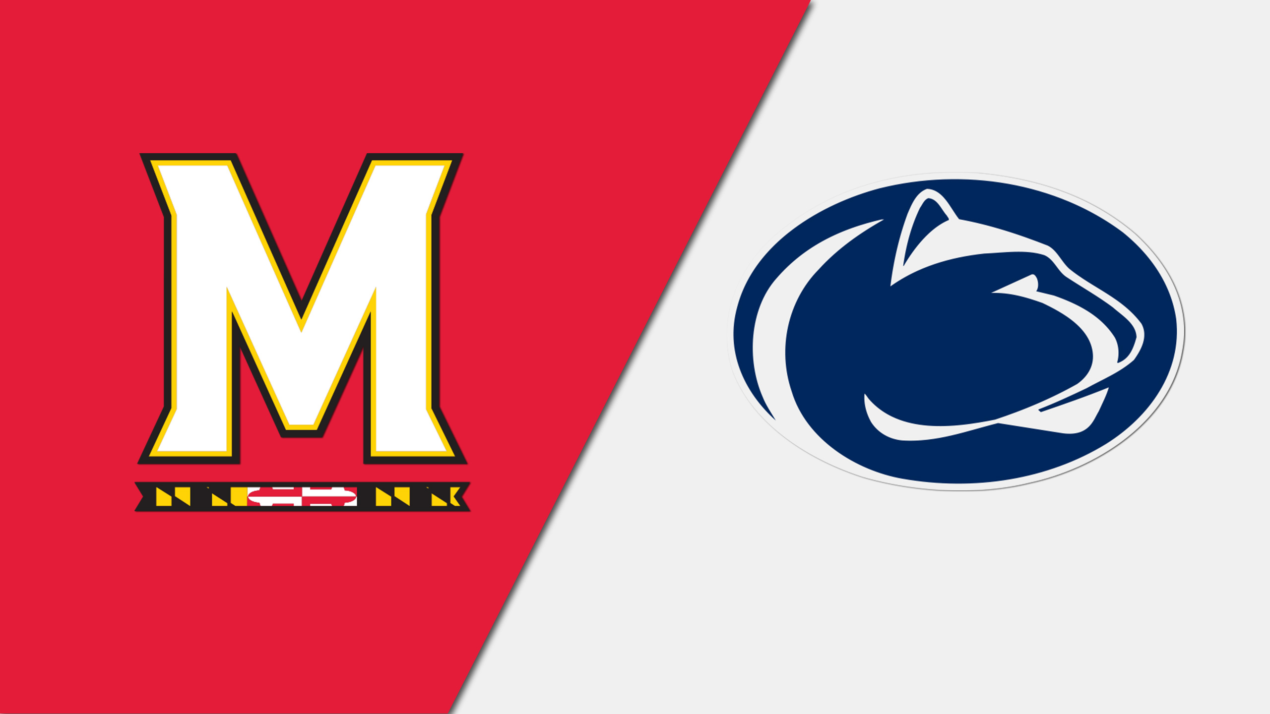 #2 Maryland vs. Penn State (W Lacrosse) (re-air)