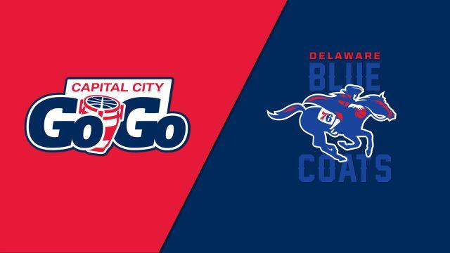 Capital City Go-Go vs. Delaware Blue Coats