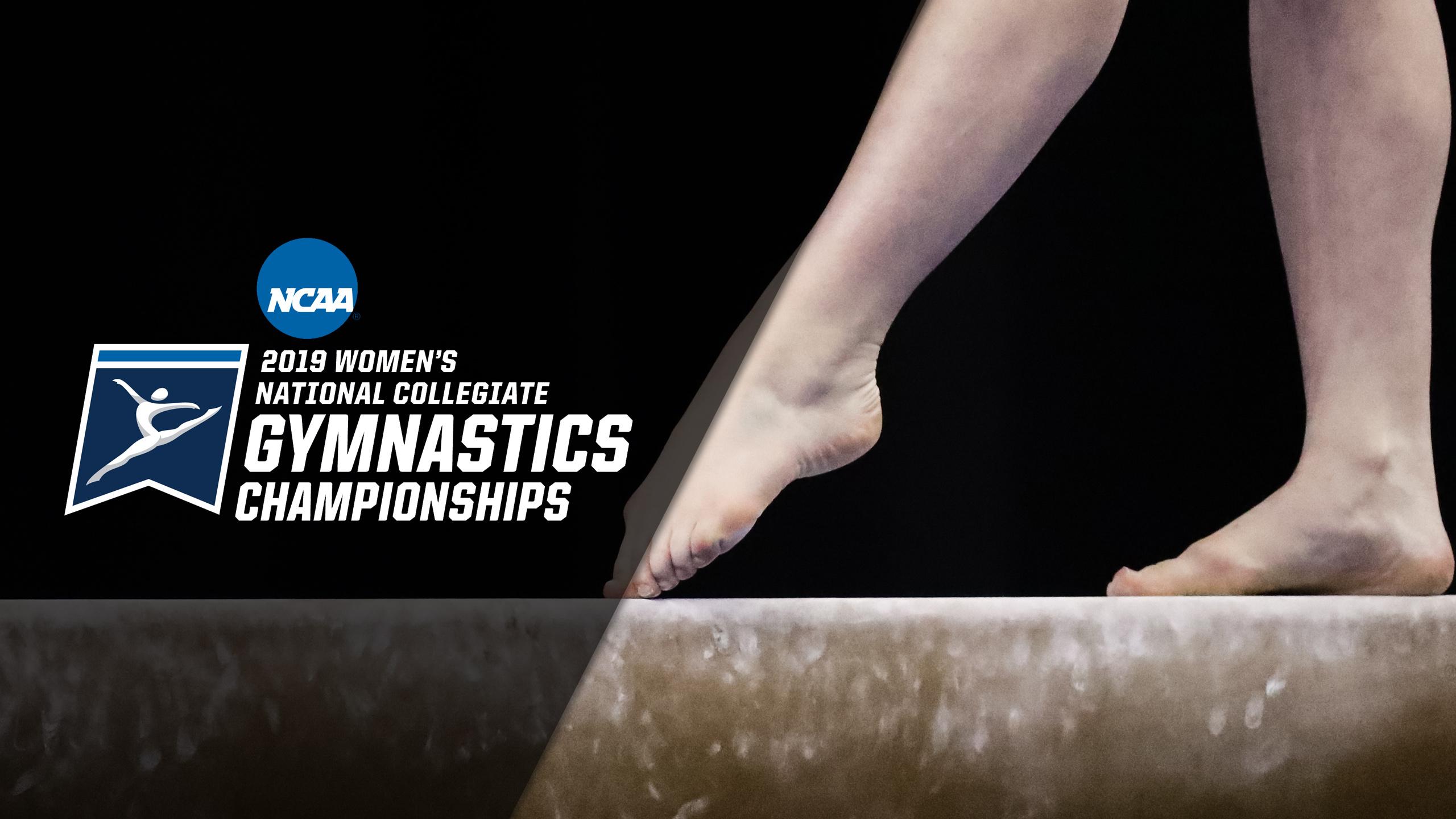 NCAA Women's Gymnastics Championships (Beam, Semifinal #2)