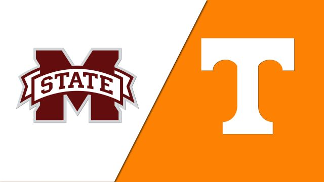 Mississippi State Bulldogs vs. Tennessee Volunteers (re-air)