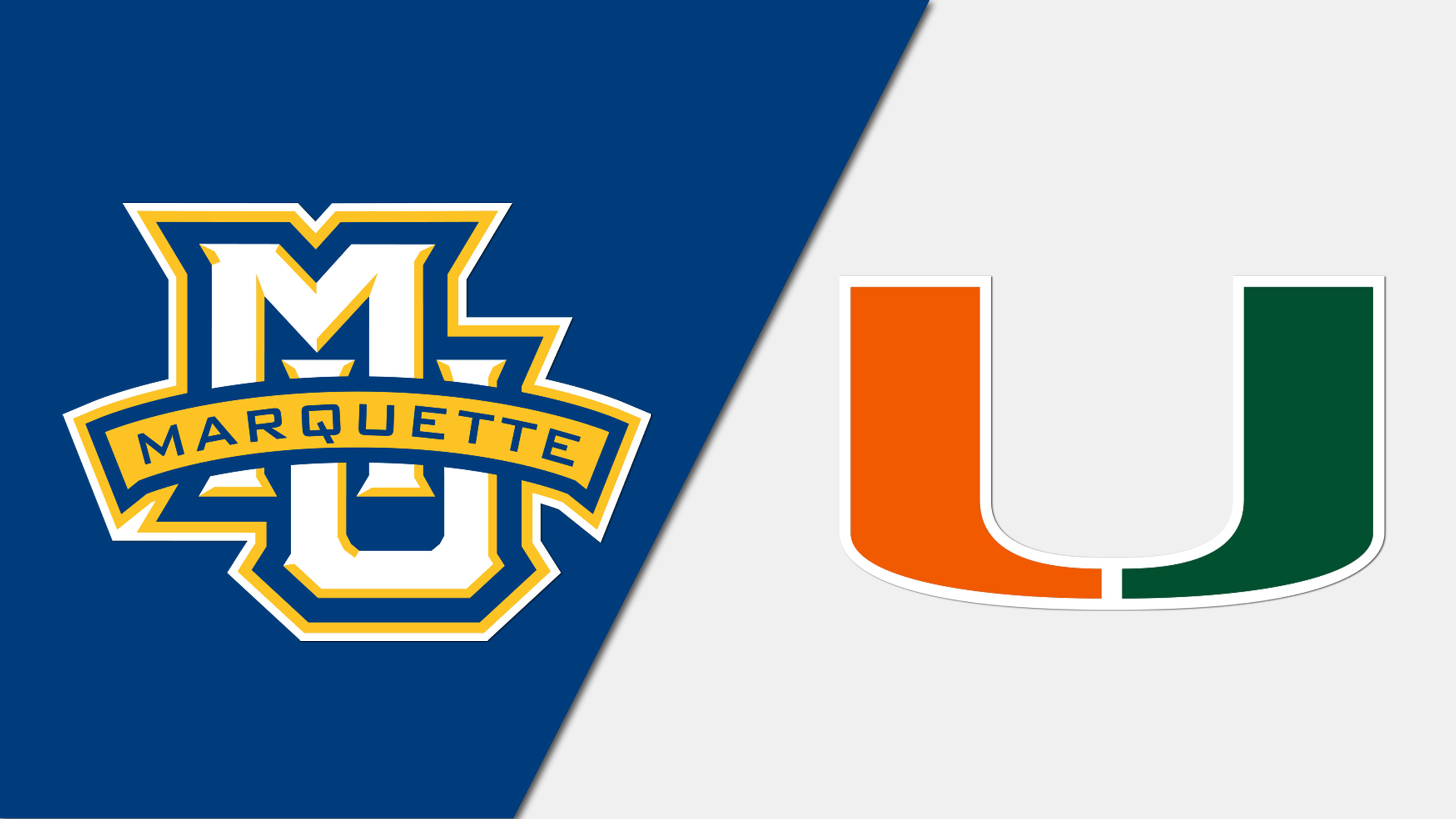 #19 Marquette vs. #24 Miami (W Basketball)