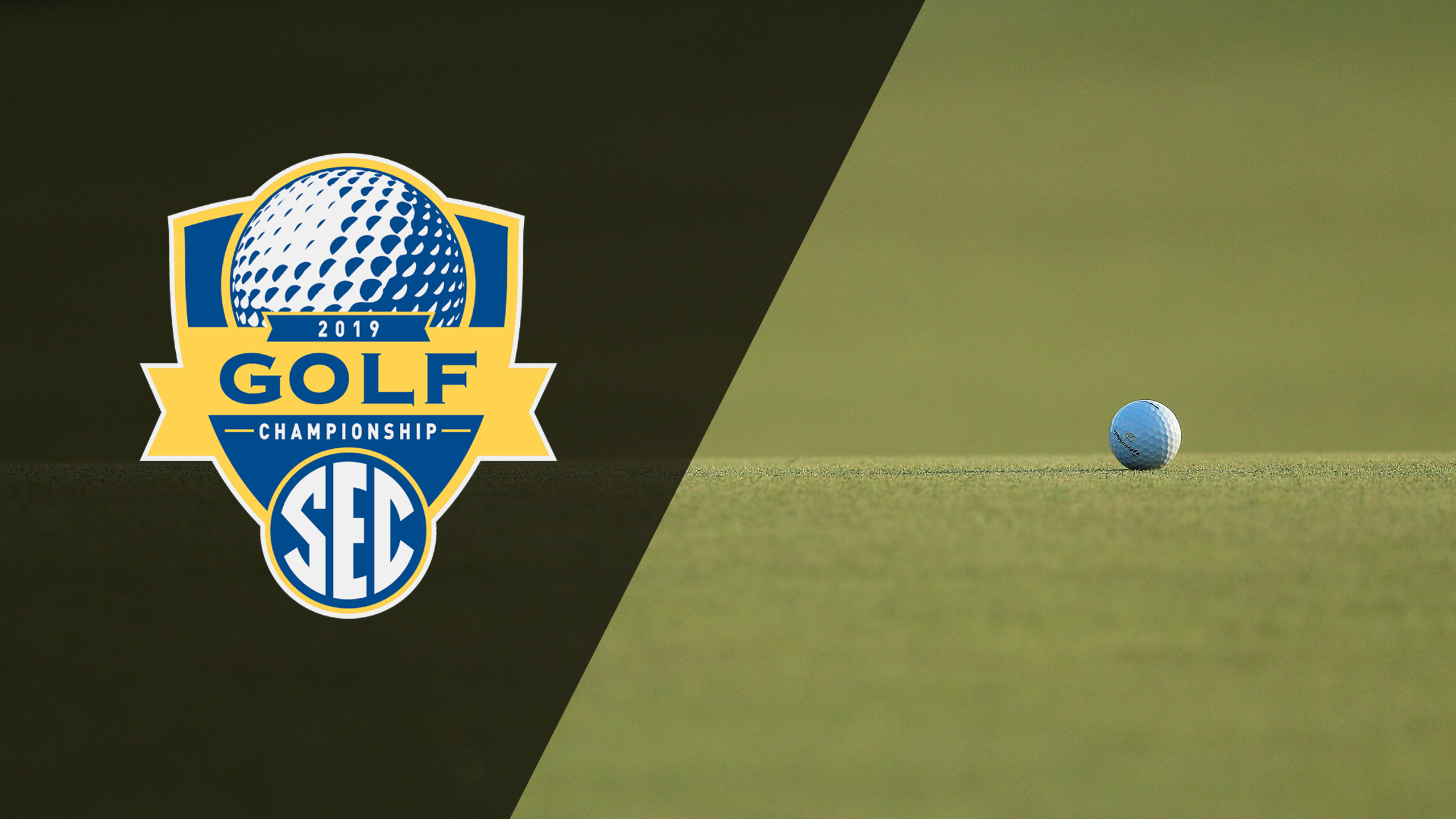 SEC Women's Golf Championship: Semis Part 2 (Semifinals)