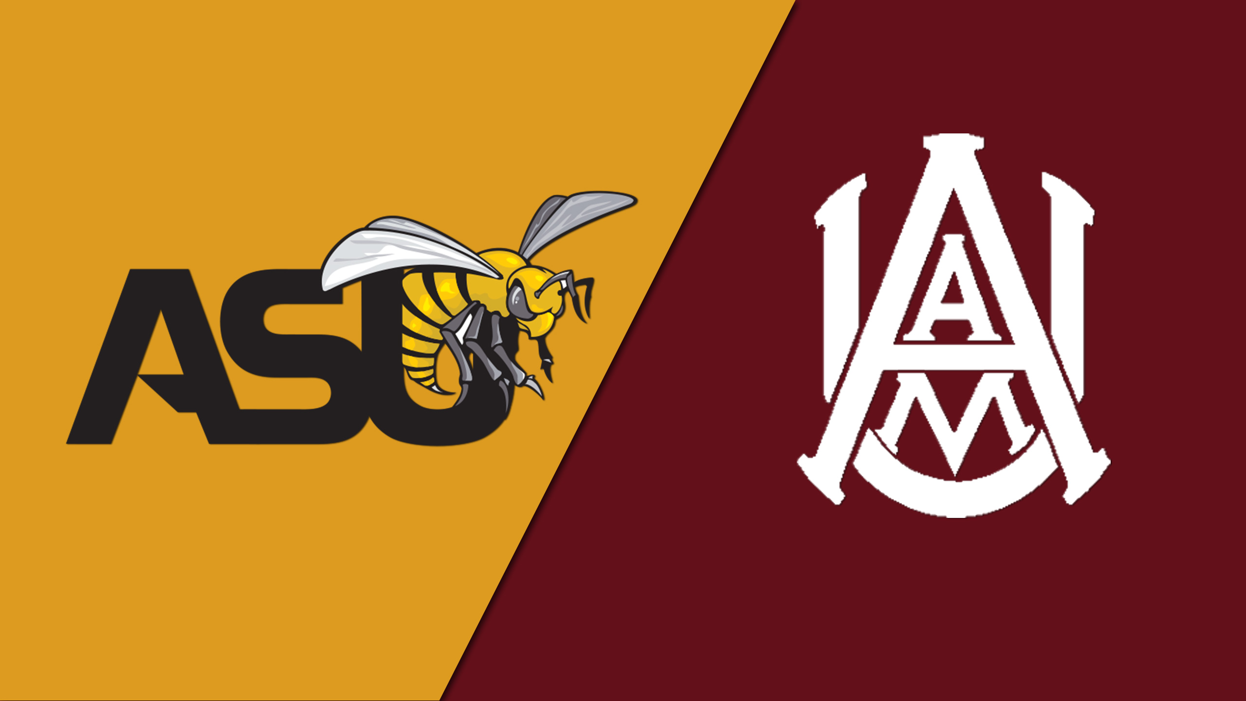 Alabama State vs. Alabama A&M (Championship) (SWAC Women's Volleyball Tournament) (re-air)
