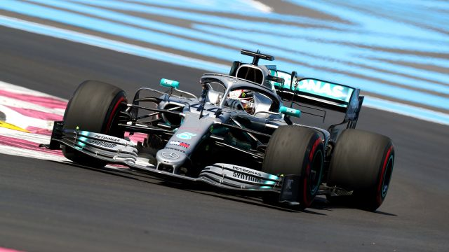 Formula 1 Pirelli French Grand Prix Practice 1