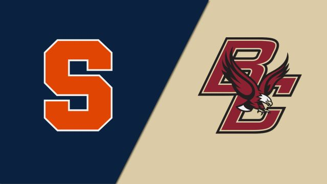 Syracuse vs. Boston College (Field Hockey)