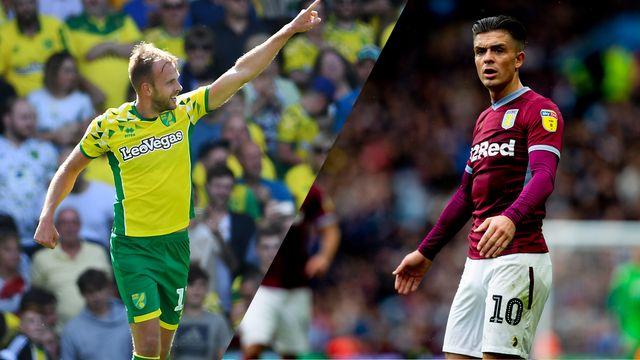 Norwich City vs. Aston Villa