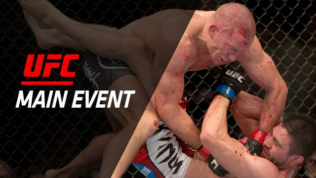UFC Main Event: St-Pierre vs. Condit