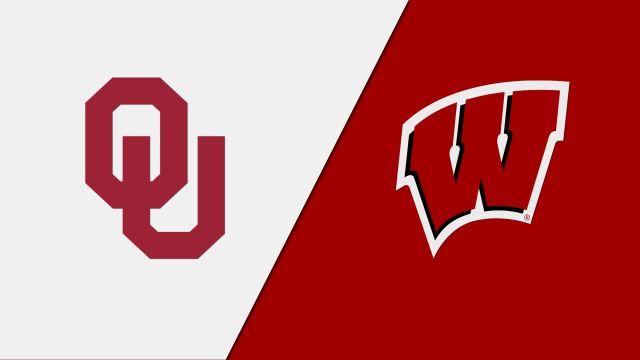 #1 Oklahoma vs. Wisconsin (Site 1 / Game 7) (NCAA Softball Regionals)
