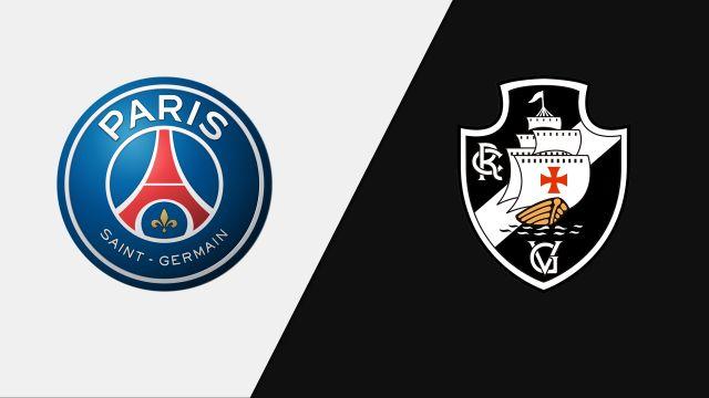In Spanish-Paris Saint-Germain vs. Vasco Da Gama (Final)