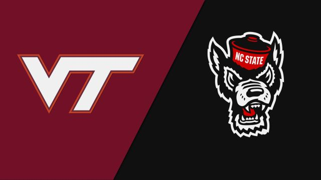 Virginia Tech vs. NC State (Wrestling)