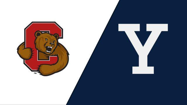 Fri, 10/18 - Cornell vs. #24 Yale (M Soccer)