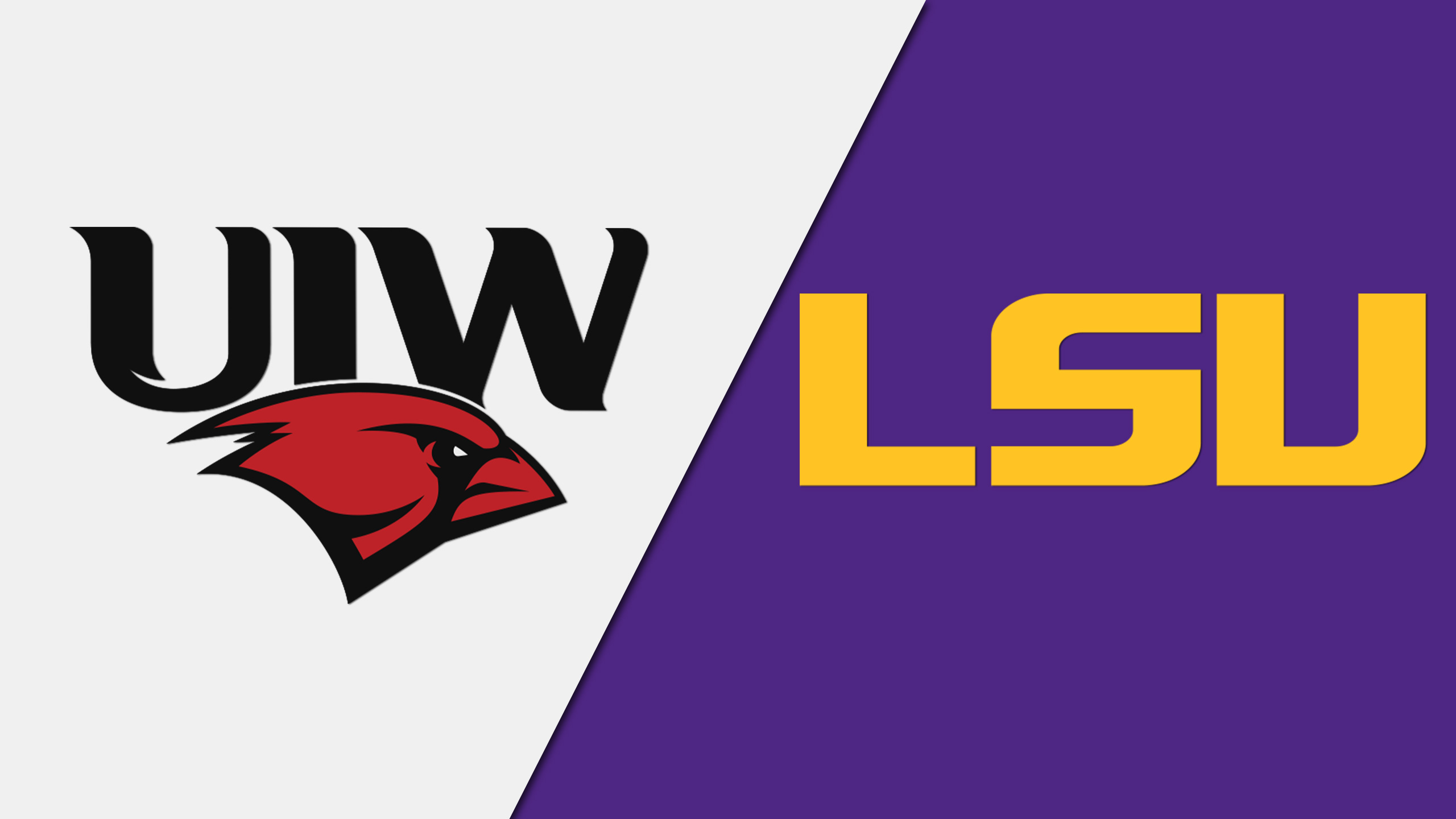 Incarnate Word vs. LSU (M Basketball) (re-air)