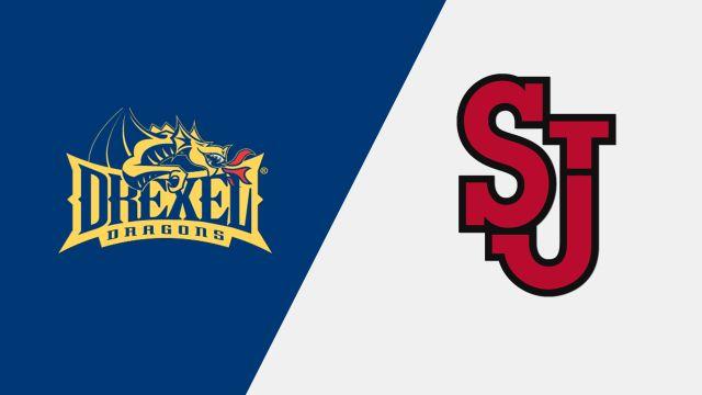 Drexel vs. St. John's (W Soccer)