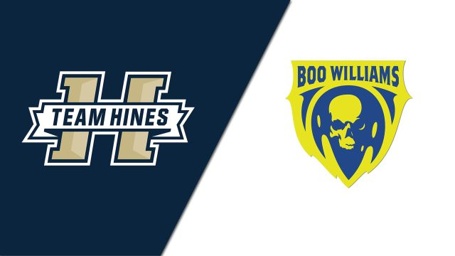 Team Hines vs. Boo Williams (Regional Round)