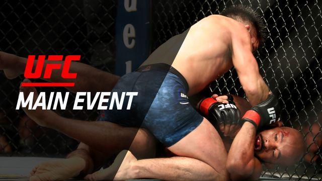 UFC Main Event: Johnson vs. Cejudo