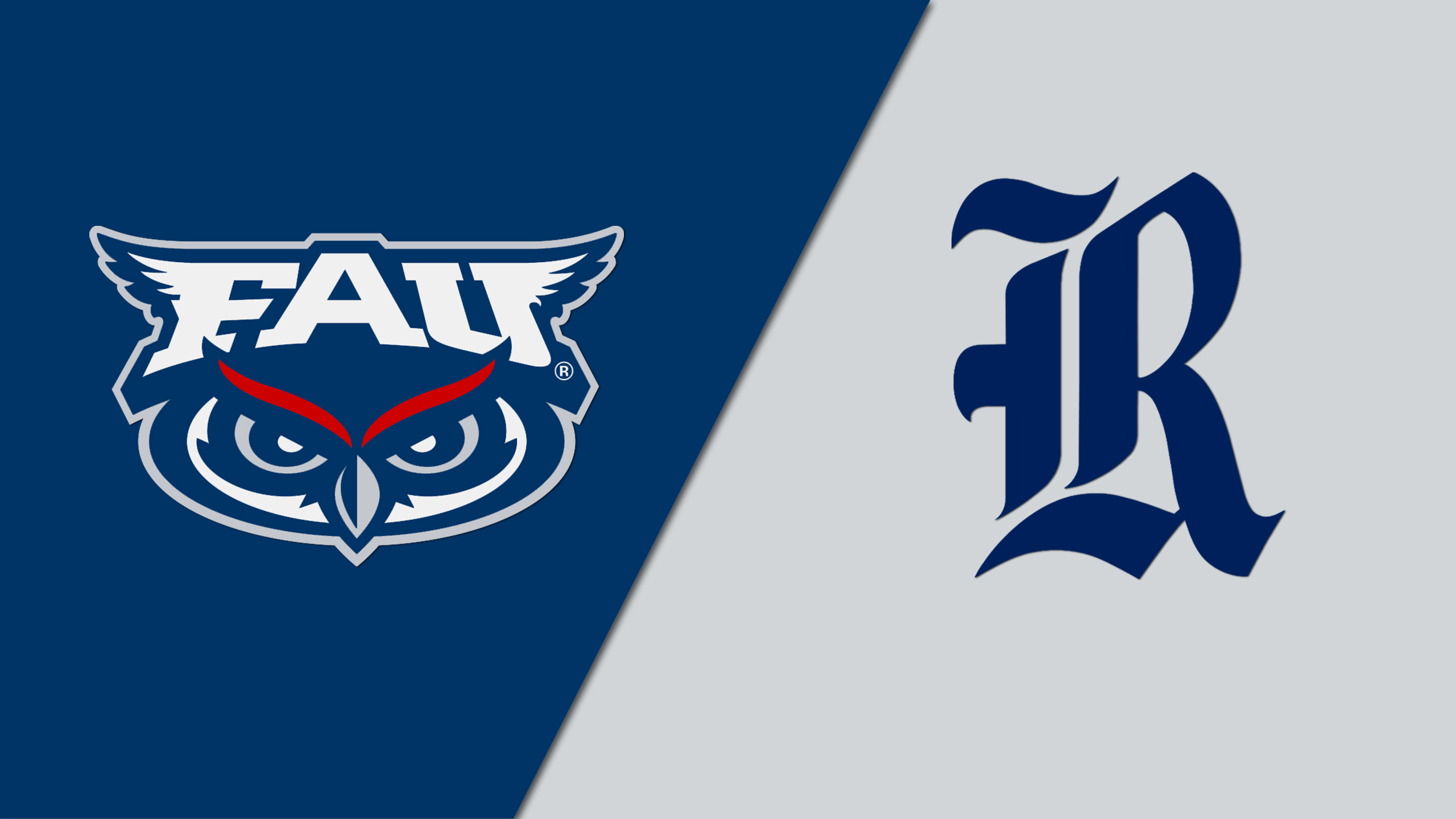Florida Atlantic vs. Rice (W Basketball)