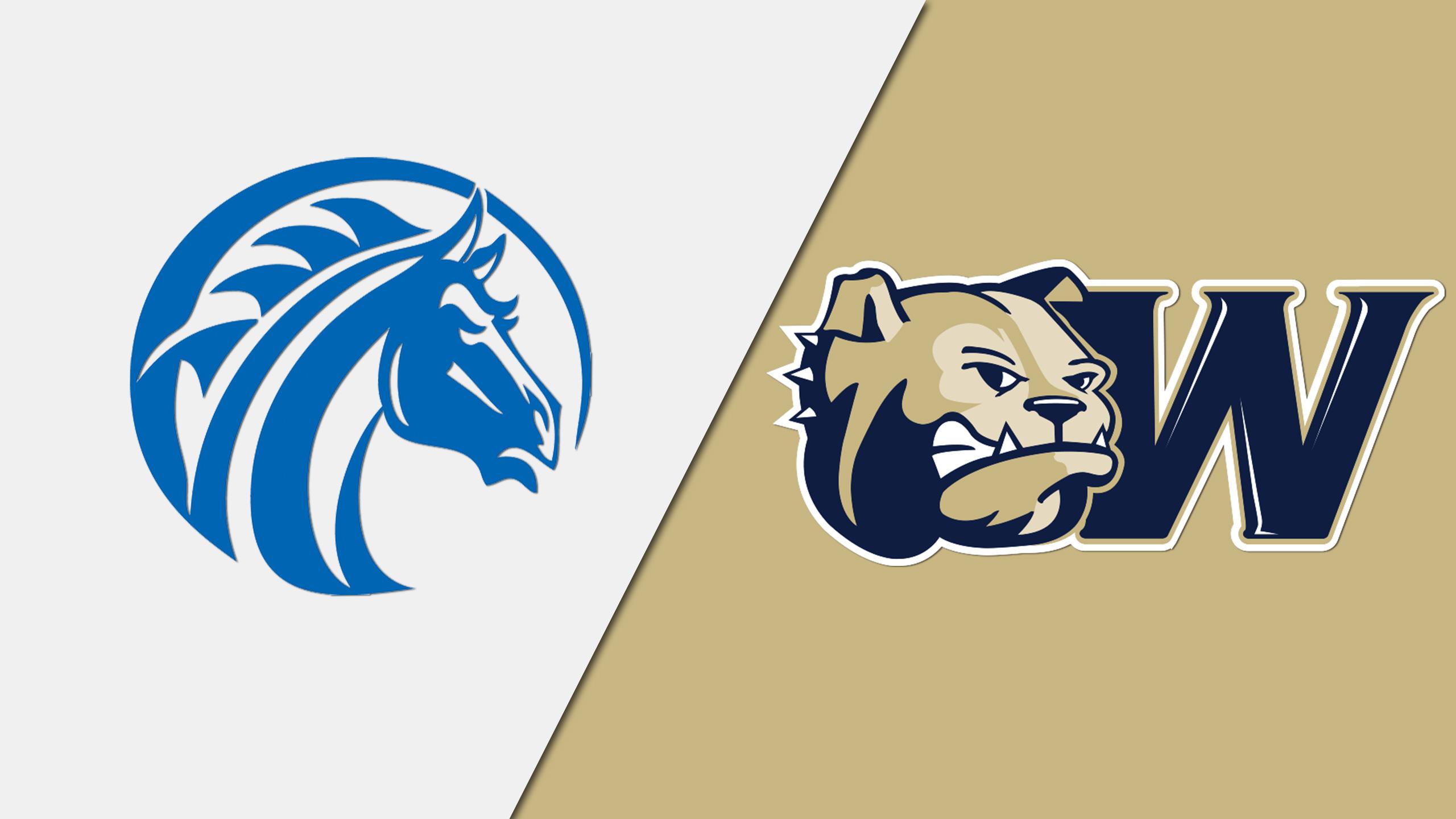 Fayetteville State vs. Wingate (M Basketball)
