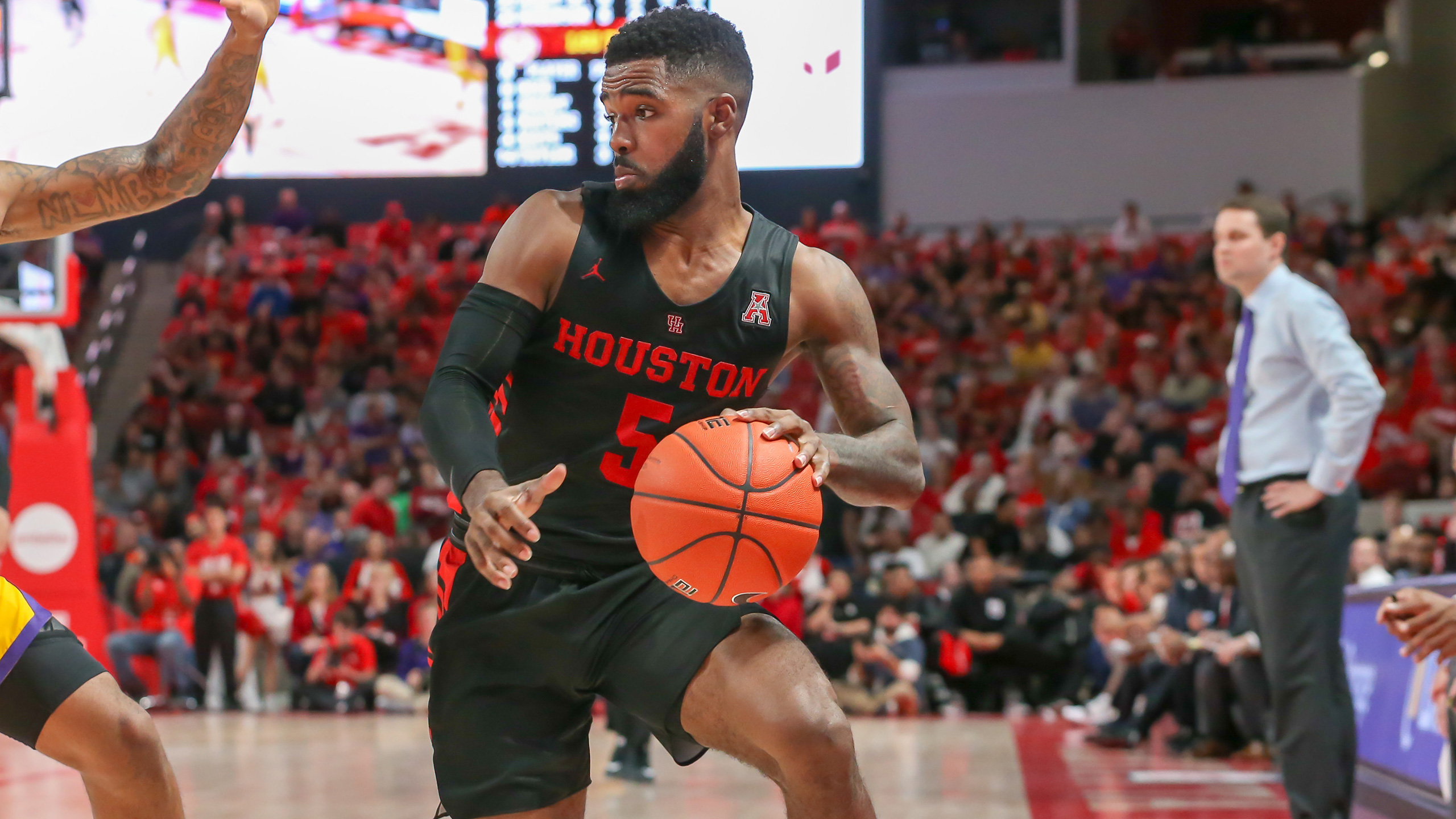 East Carolina vs. #17 Houston (M Basketball)
