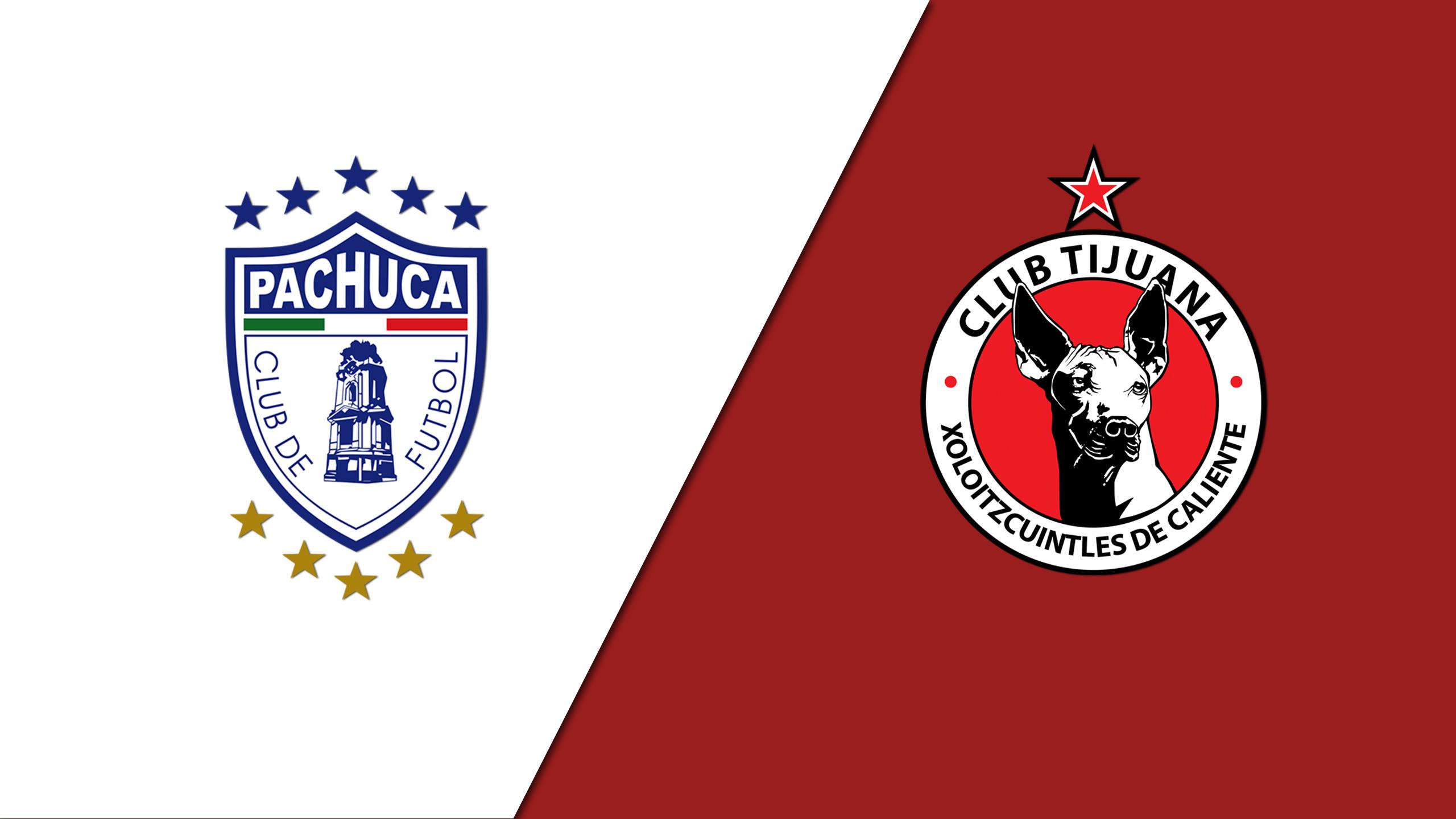 Tuzos del Pachuca vs. Xolos de Tijuana (Jornada 3)