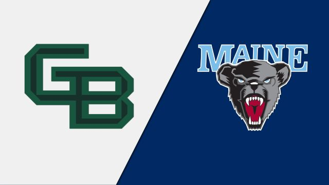 Green Bay vs. Maine (W Basketball)