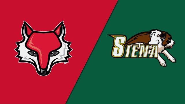 Marist vs. Siena (W Basketball)