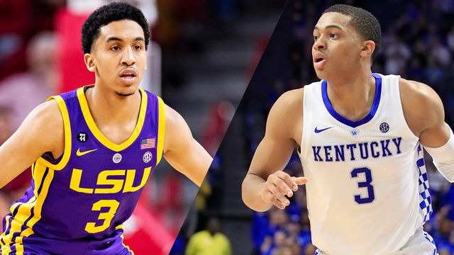 #19 LSU vs. #5 Kentucky (re-air)