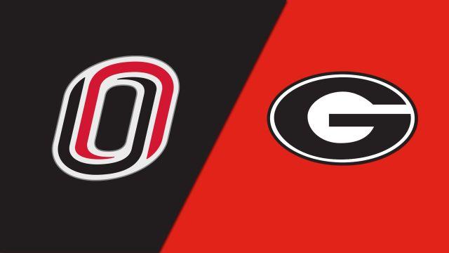 Omaha vs. Georgia (Softball)