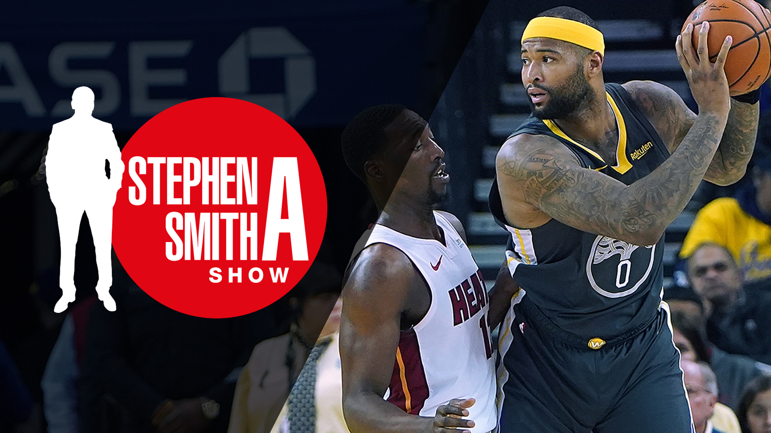 Fri, 2/22 - The Stephen A. Smith Show Presented by Progressive