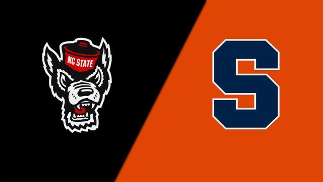 NC State vs. Syracuse (M Soccer)