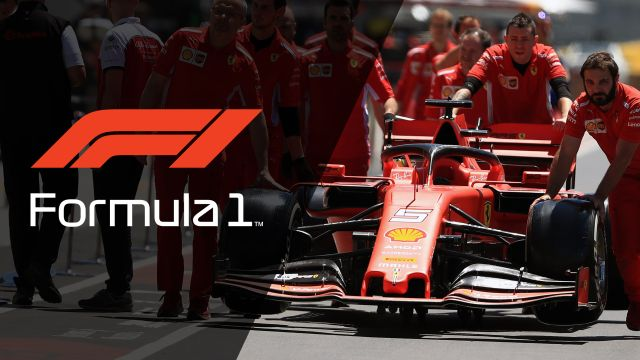 Formula 1: On The Grid