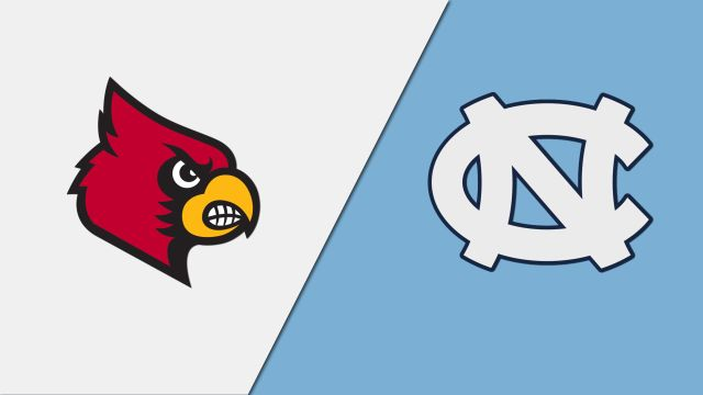 Louisville vs. #21 North Carolina (M Soccer)