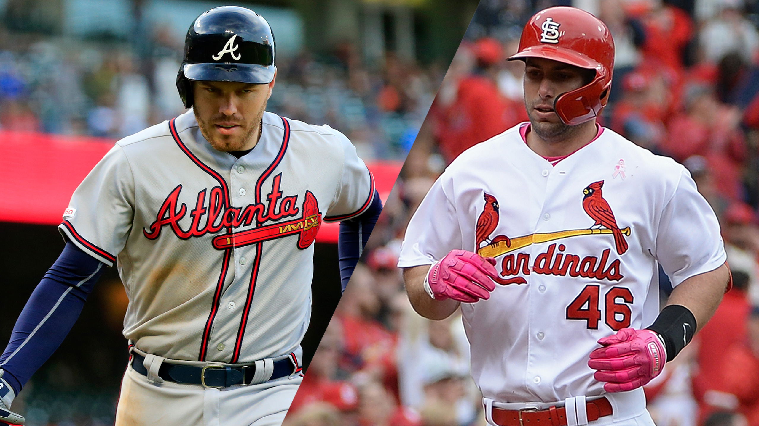 Atlanta Braves vs. St. Louis Cardinals (re-air)