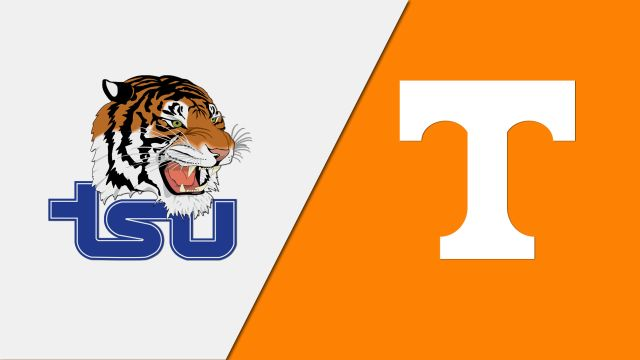 Tennessee State vs. Tennessee (Softball)