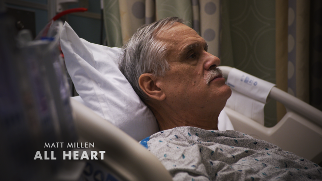 E:60 Pictures - Matt Millen:  All Heart