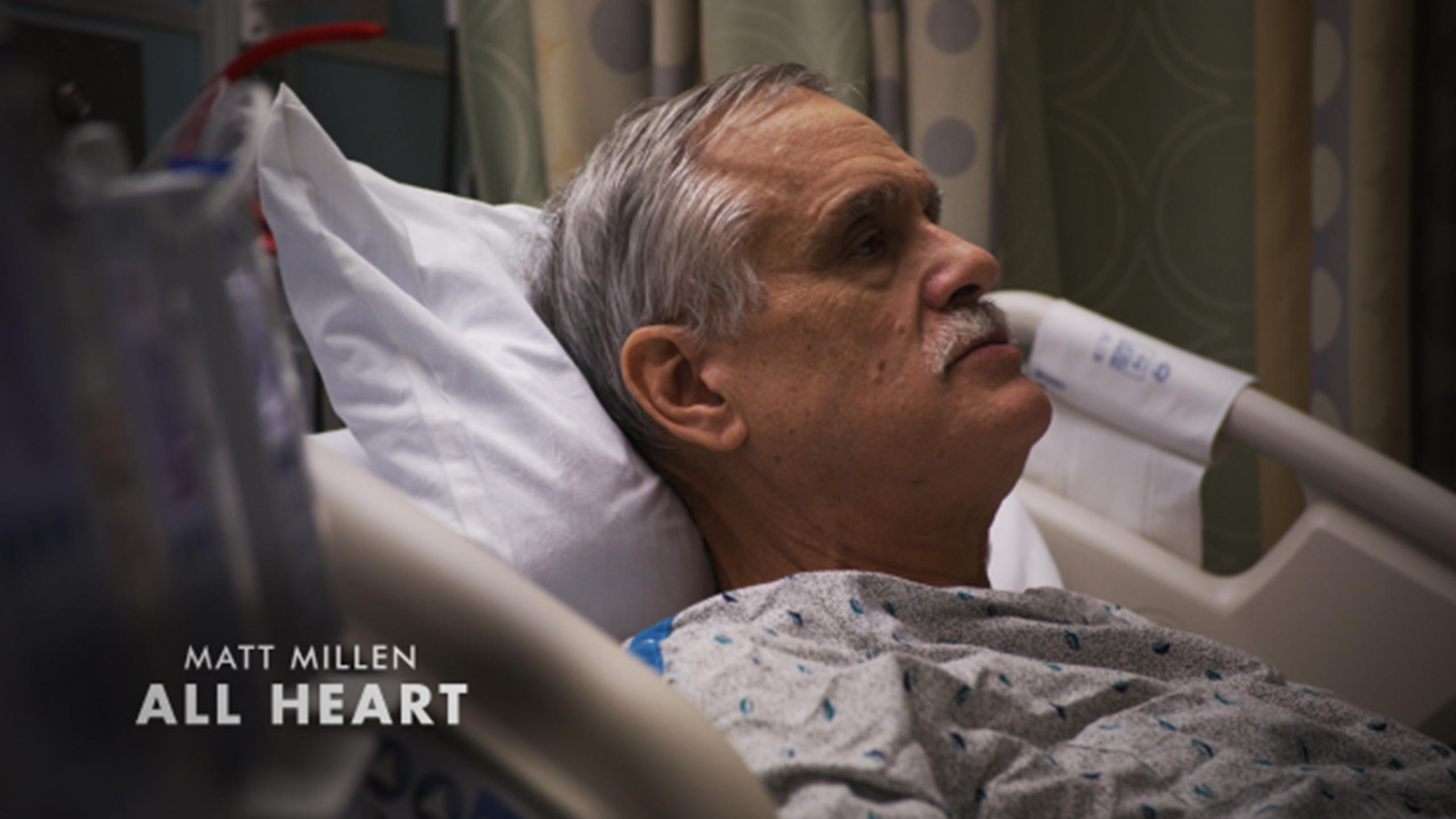 E:60 Pictures - Matt Millen: All Heart