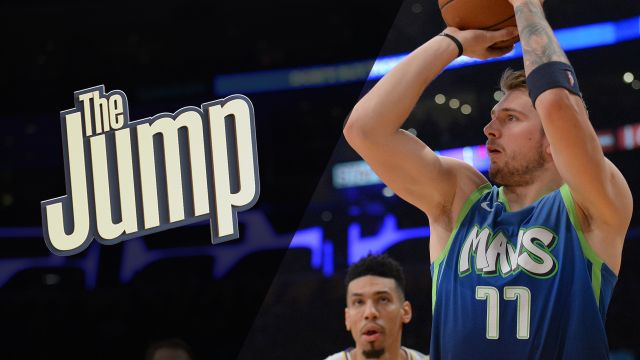 Mon, 12/2 - NBA: The Jump