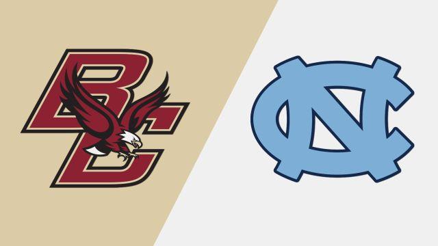 Boston College vs. North Carolina (W Soccer)