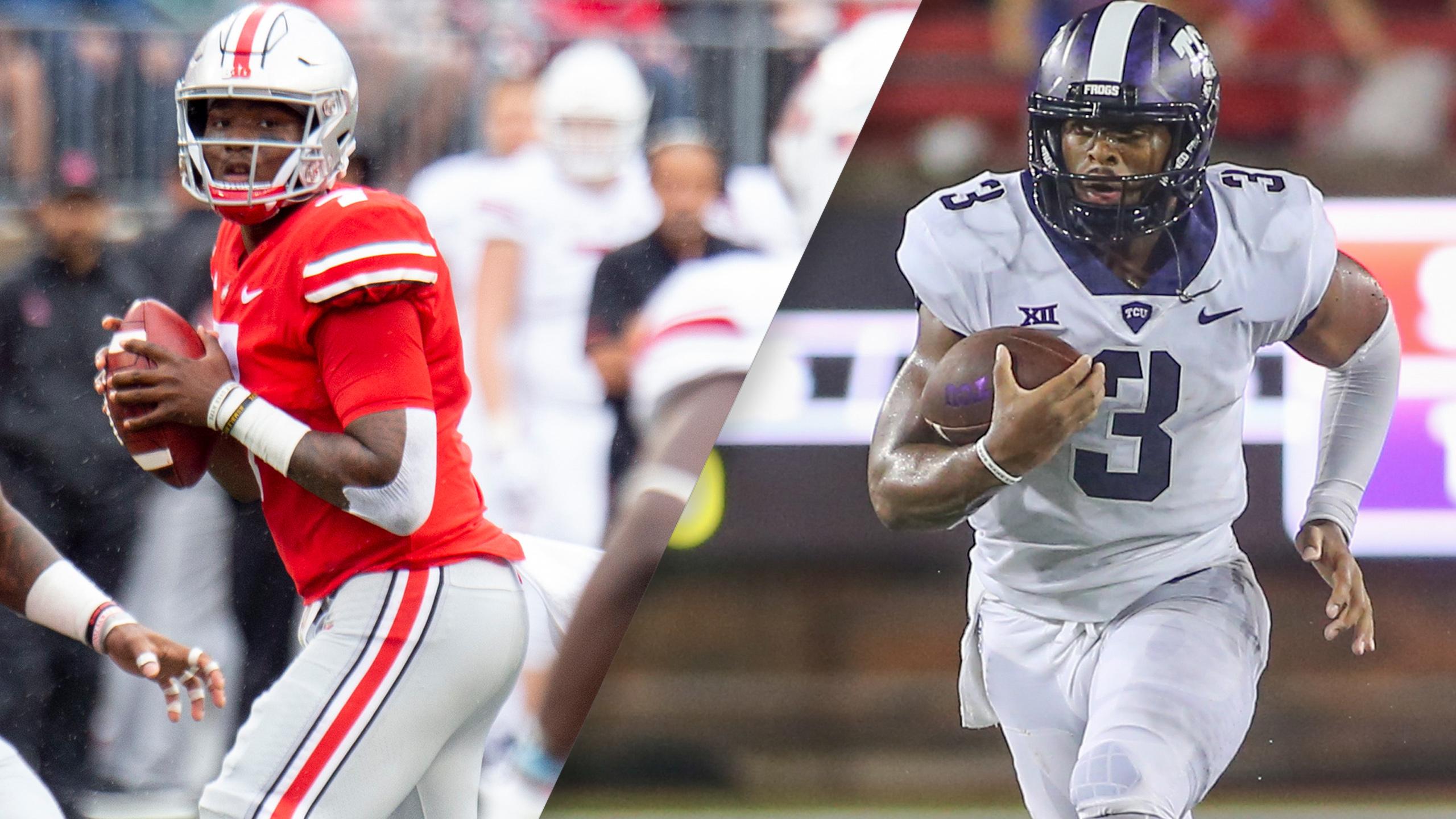 #4 Ohio State vs. #15 TCU (Football) (re-air)