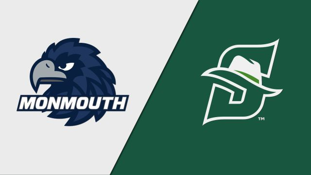 Monmouth vs. Stetson (M Basketball)