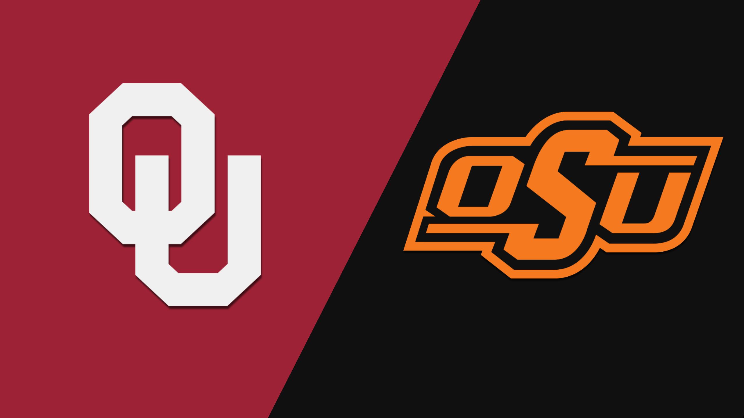 Oklahoma vs. Oklahoma State (M Basketball)