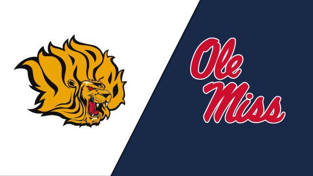 Arkansas-Pine Bluff vs. #20 Ole Miss (Baseball)