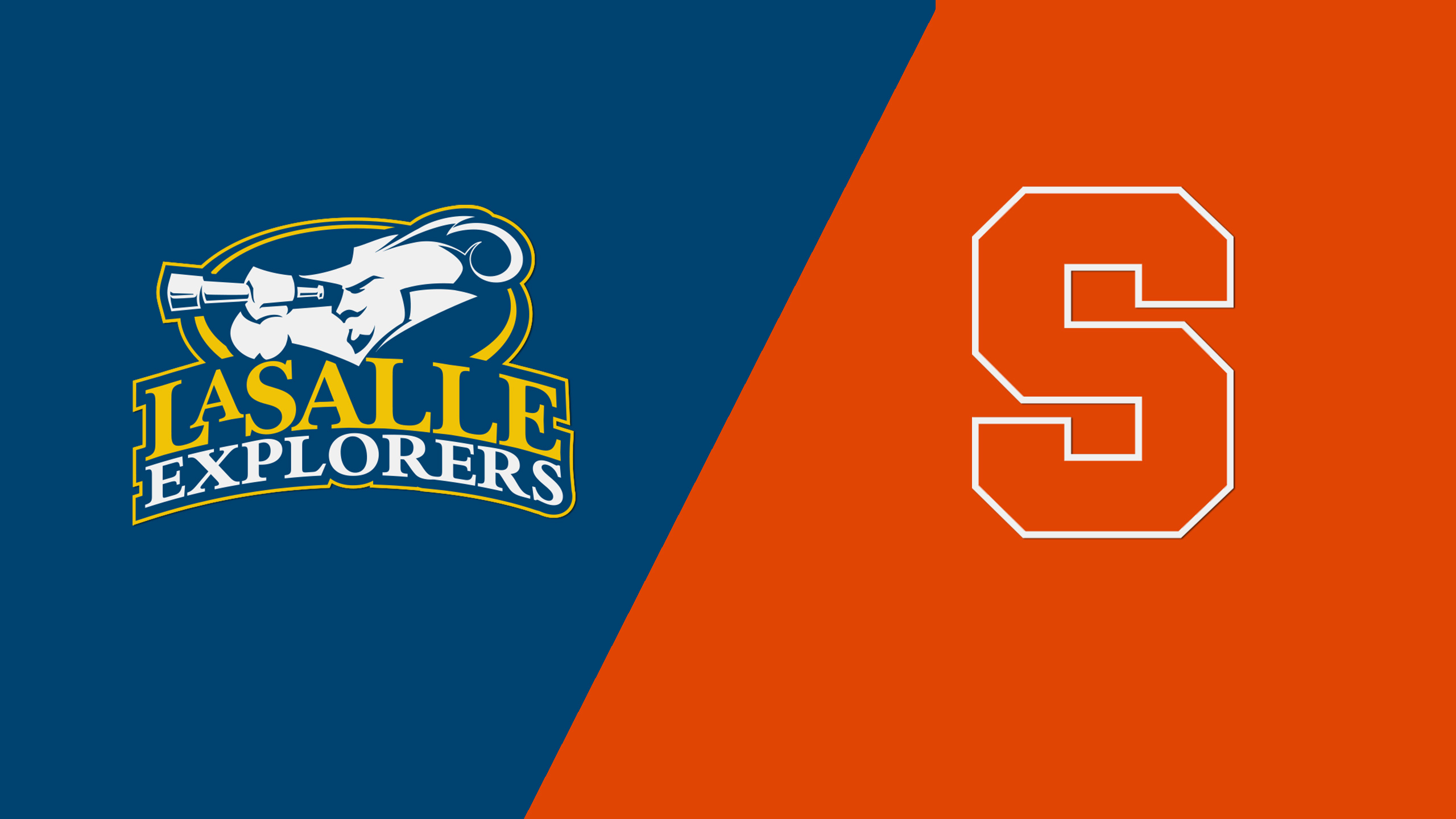 La Salle vs. Syracuse (W Soccer)