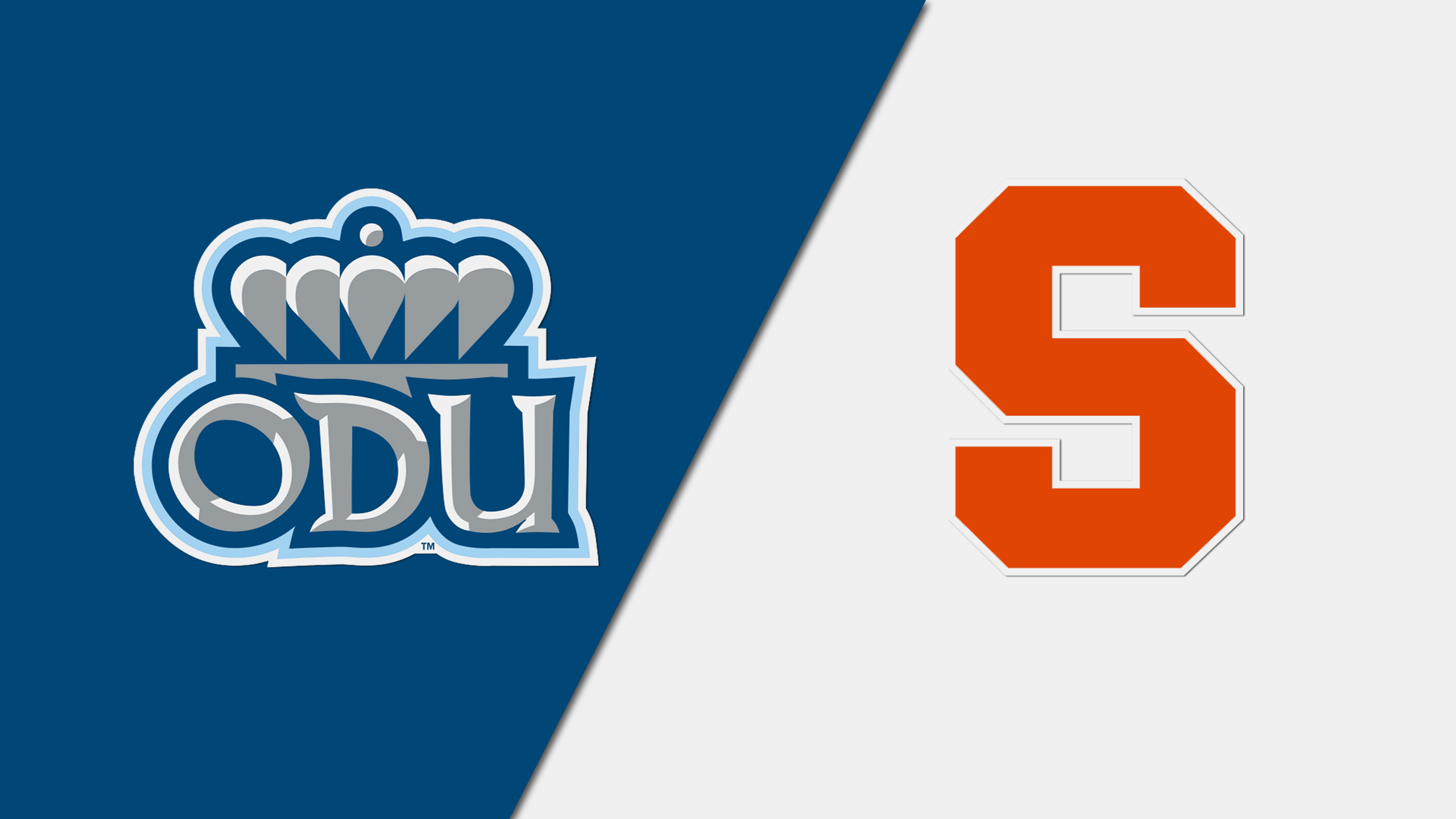 Old Dominion vs. #25 Syracuse (M Basketball)