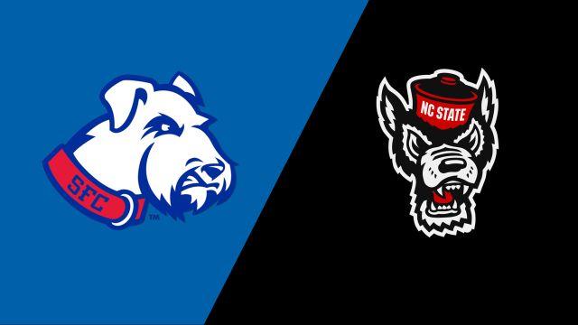 St. Francis (BKN) vs. NC State (M Basketball)
