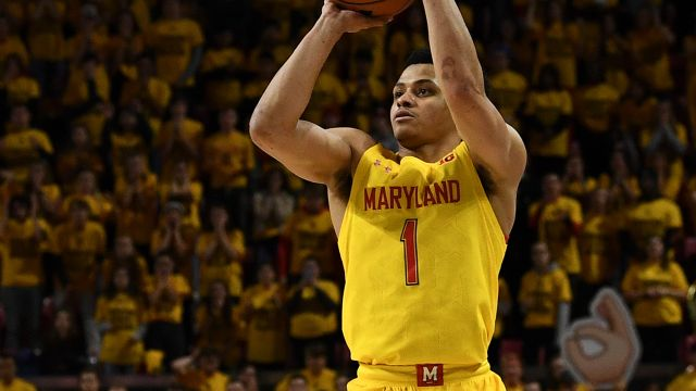 #4 Maryland vs. Penn State (M Basketball)