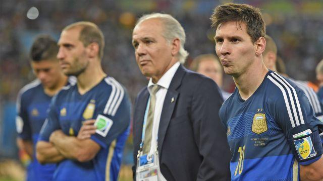 Argentina quer deixar para trás a final frustrante de 2014